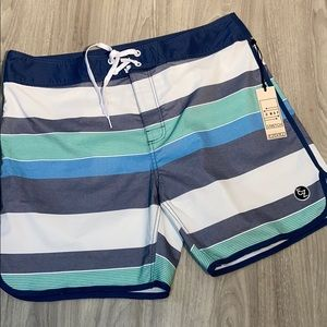 Ezekiel retro board short